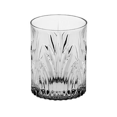 Набор хрустальных стаканов для виски, коньяка, рома и других напитков Elese, 6 шт., 320 мл