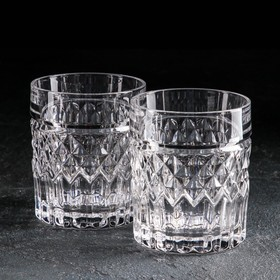 Набор стаканов для виски HARRY 320 мл, 2 шт