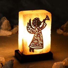 Соляная лампа 'Панно Ангел', 15,5 см Ош