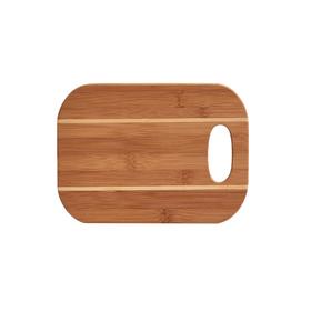 Доска разделочная 24.5×17.8×0.9 см, бамбук