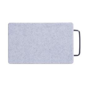Доска разделочная, пластик 25×15.5×1.2 см