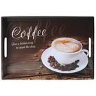 Поднос «Кофе» 50×35×4.5 см