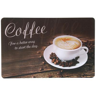 Подставка под горячее «Кофе» 43.5×28×0.07 см