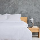 Постельное бельё Этель «Hotel» евро 207х232 см, 240х252 см, 53х73 + 5 см - 2 шт