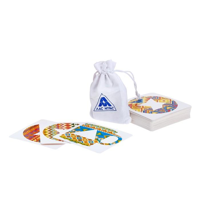 Настольная игра «Умные фигуры: собери целое», в пакете