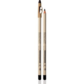 Карандаш для глаз Eveline Eyeliner Pencil, с точилкой, тон чёрный