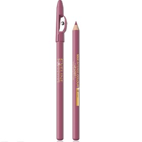 Карандаш для губ Eveline Max Intense Colour, тон 12 pink