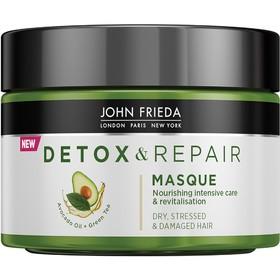 Маска для волос John Frieda Detox & Repair, питательная, 250 мл