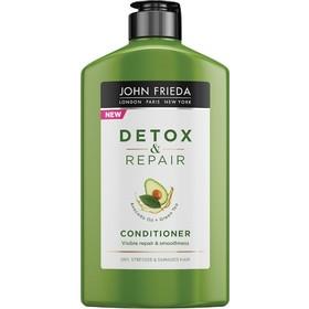 Кондиционер для волос John Frieda Detox & Repair, для восстановления и гладкости, 250 мл