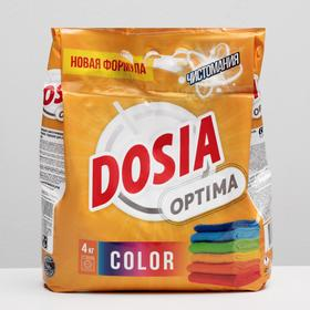Стиральный порошок Dosia Optima Color, 4 кг