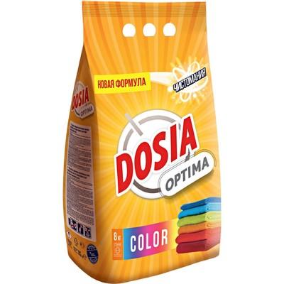 Стиральный порошок Dosia Optima Color, автомат, 8 кг - Фото 1