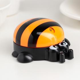 Кухонный таймер (мех) «Пчёлка», 9×8,5×4 см, цвет МИКС Ош