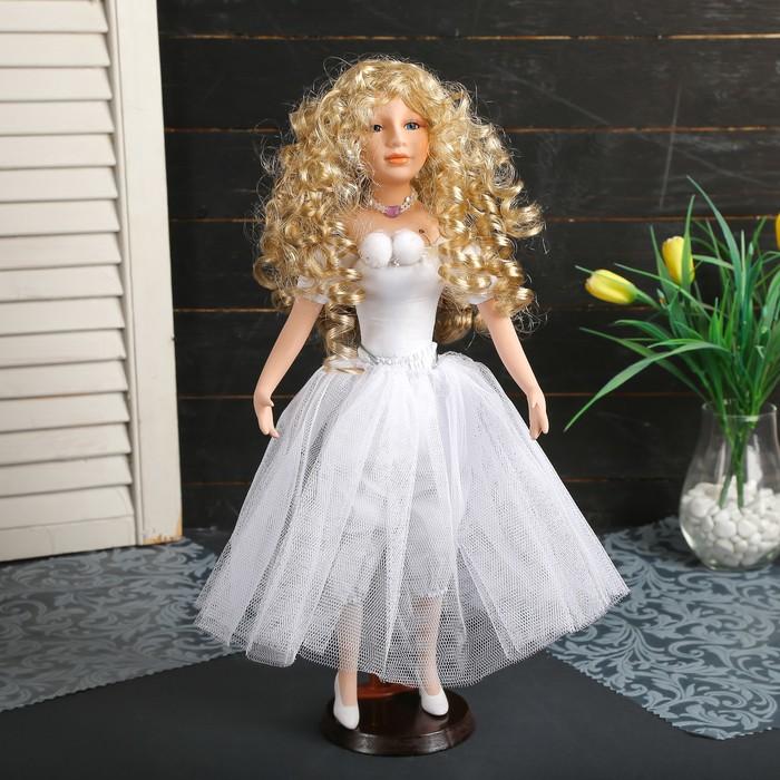Кукла керамика - заготовка  45 см