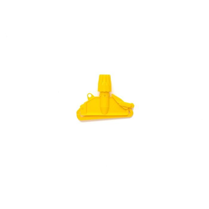 Держатель для швабры KENTUCKY, цвет жёлтый