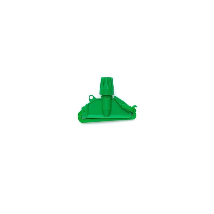 Держатель для швабры KENTUCKY, цвет зелёный