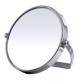 Зеркало косметическое для путешествий Vanellope, 1х/2х, цвет хром Ош