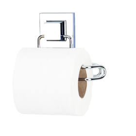 Держатель туалетной бумаги, самоклеящийся, цвет хром, EF271