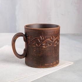 """Кружка """"Чайная"""", декор, 0.3 л, микс"""