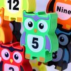 Деревянная игрушка Баланс «Совята» - Фото 5