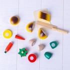 Деревянная игрушка «Вкусный завтрак» - Фото 3