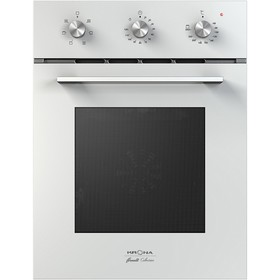 Духовой шкаф KRONA CORRENTE 45 WH, электрический, 48 л, 7 режимов, 45 см, белый