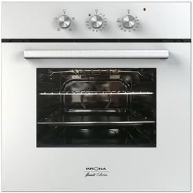 Духовой шкаф KRONA ESSENZA 60 WH, электрический, 63 л, 3 режима, 60 см, белый