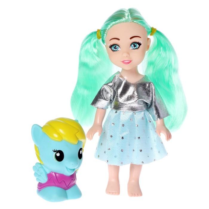 Набор Lollipop friends, кукла с пони, МИКС