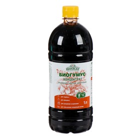 Органическое удобрение Биогумус, Универсальное, Ивановское, 1 л