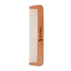Расчёска-гребень Vortex деревянная, 17см