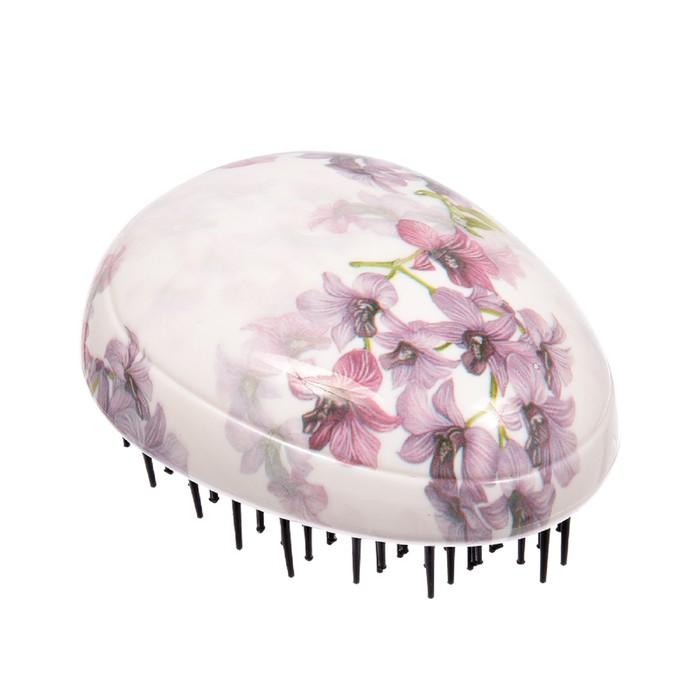 Расчёска массажная  Vortex «Капля», цвет МИКС