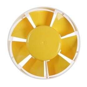 Вентилятор канальный 'Домовент' 125 ВКО, d=125 мм, 220‒240 В, канальный Ош