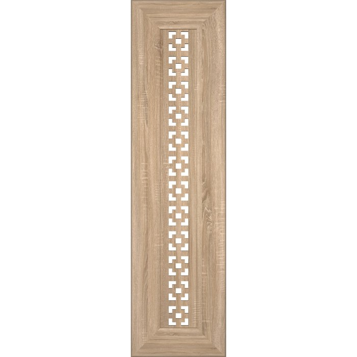 Боковина для экрана, Дамаско Дуб Сонома 600x160