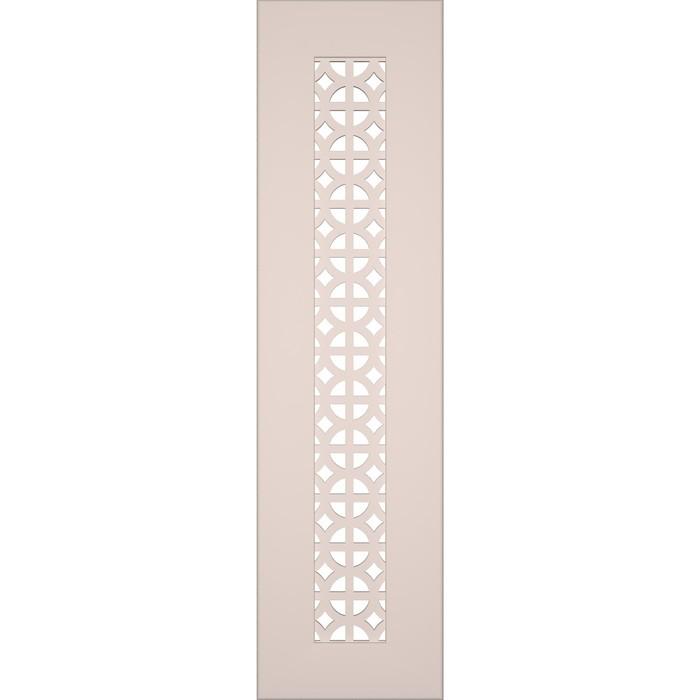 Боковина для экрана, Сусанна Белый 600x160