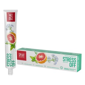 Зубная паста Splat Special Stress Off, 75 мл