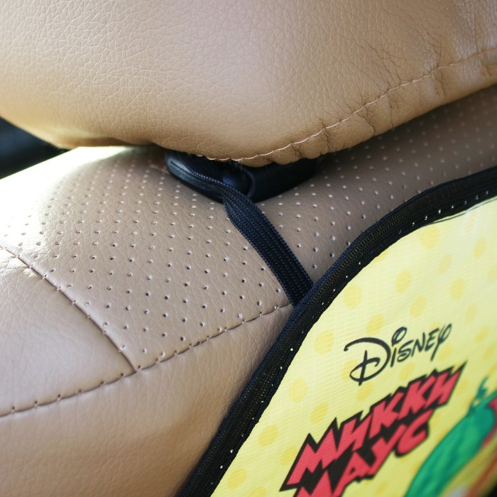 Незапинайка на автомобильное кресло, Микки Маус