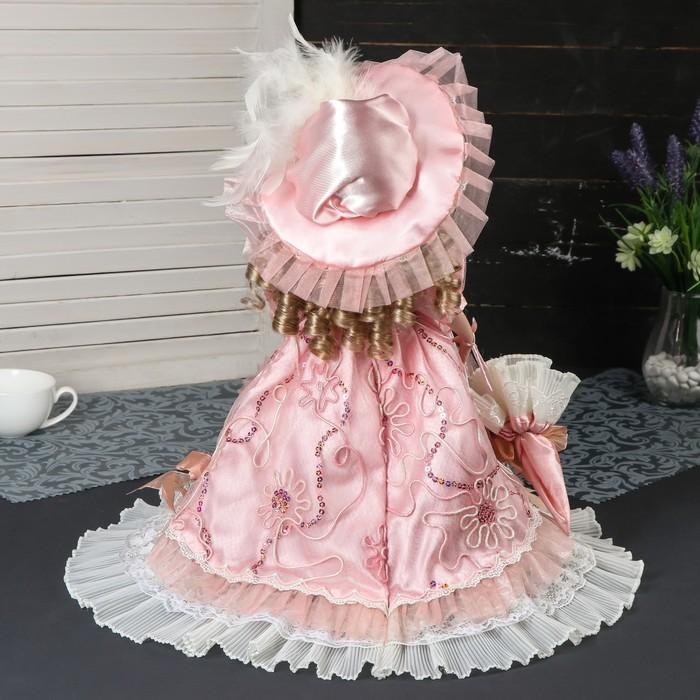 Кукла коллекционная керамика