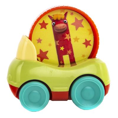Машинка «Лошадка Иго-Го», с кругом - Фото 1