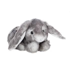 Мягкая игрушка «Заяц», лежачий, 18 см