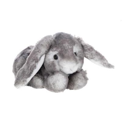Мягкая игрушка «Заяц», лежачий, 18 см - Фото 1