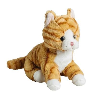 Мягкая игрушка «Кот», рыжий, 20 см - Фото 1