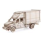 Деревянный конструктор, фургон «Лито»