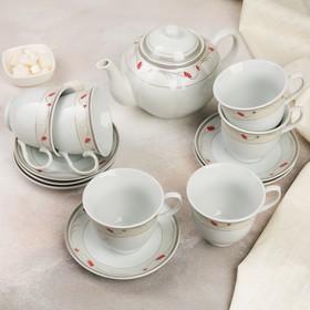 Сервиз чайный «Титавин», 13 предметов