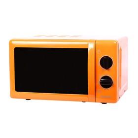 Микроволновая печь Oursson MM2006/OR, 800 Вт, 20 л, таймер, оранжевая Ош