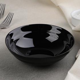 Салатник Alexie Black, 480 мл, d=16 см