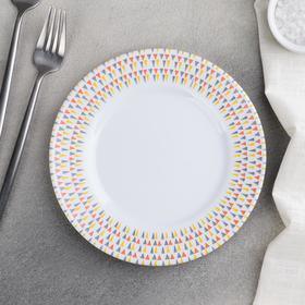 Тарелка десертная Trigone, d=19 см