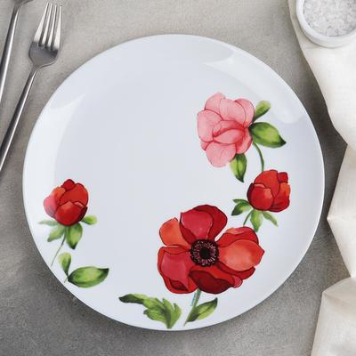 Тарелка обеденная Bergamotte, d=27 см - Фото 1