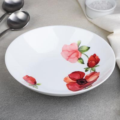 Тарелка суповая Bergamotte, 780 мл, d=20 см - Фото 1