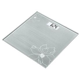 Весы напольные Beurer GS 10, стекло, до 180 кг, 1хCR2032, серебристые