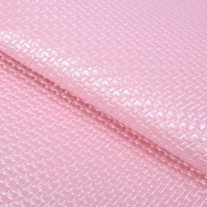 Пэчворк декоративная кожа «Нежность», 50 х 50 см.