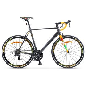 Велосипед 28' Stels XT280, V010, цвет серый/жёлтый, размер 23' Ош